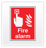 Fire Signage -  fire support equipment